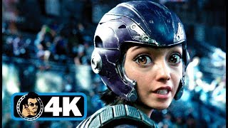Motorball Stadium Fight Scene - ALITA: BATTLE ANGEL Movie Clip (4K ULTRA HD - 2019) by JoBlo Movie Trailers