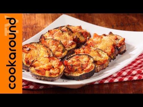 melanzane gratinate - ricetta