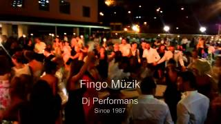Fingo Müzik - Canlı Dj Performans - Ses Ve Işık - Ortaköy Princess Hotel
