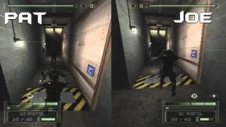 Splinter Cell Chaos Theory (PS2) : Coop Campaign : Training Walkthrough