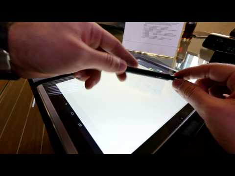 HP Pro Slate 12 Hands On [4K]