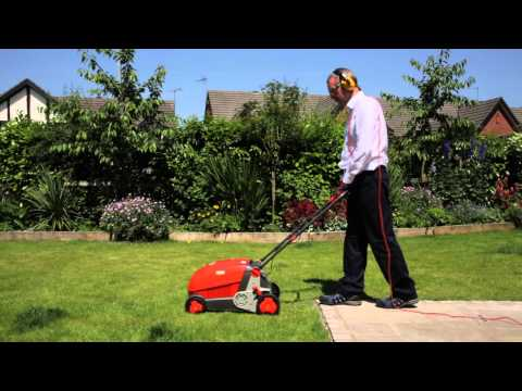 Electric Lawn Raker Instructional Video - HSS Hire