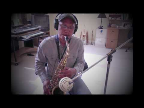 "Patrick Swayze - ""She's Like The Wind"" - (Saxophone Cover By James E. Green)"