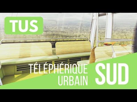 Un téléphérique 3S à Toulouse à l'horizon 2020
