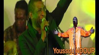 "Youssou NDOUR "" letma remix"" - KING FAHD PALACE soirée de gala 2014"