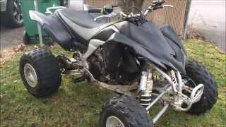 6. 2008 Kawasaki KFX 450 R For Sale $1300