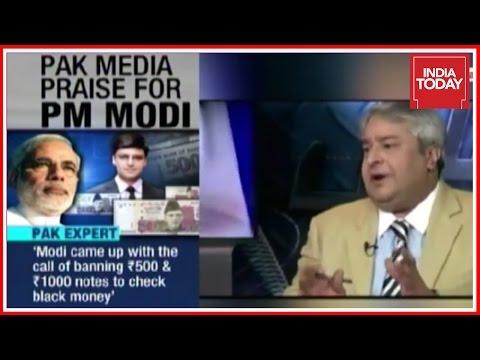 Pakistan Media Lavishes Praise On PM Modi For Demonetization