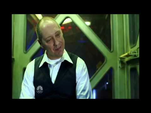 "James Spader's ""I Want That"" Monologue - The Blacklist Season 1 Episode 09"