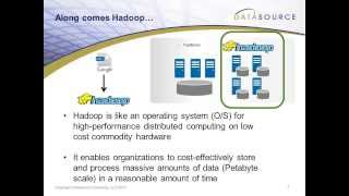 Webinar: Get Your Hadoop On - Leveraging Big Data With Informatica