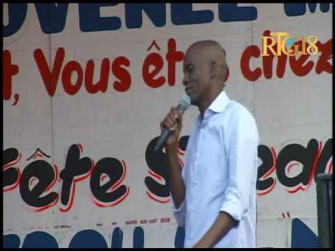 Président Jovenel Moïse / Samedi 24 Juin 2017