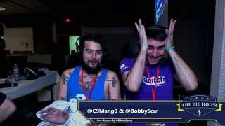 "Mango after winning TBH4 interview: ""My ego cannot handle anymore wins. I'm gonna explode. If I win one more big tournament, its over. He then proceeded to not win a supermajor for 2 years…now is the time"