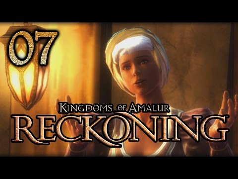 Let's Play Kingdoms Of Amalur: Reckoning #07 – Kontakte knüpfen in Gorhart [Blind | Deutsch]