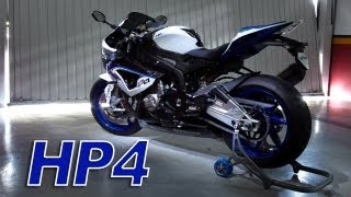 1. New BMW S1000 RR HP4 - Spec & Sound