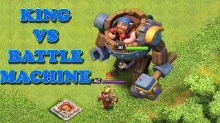 Video MAX BATTLE MACHINE VS MAX KING   WHO WINS - 1 VS 1 - DUEL TO DEATH I Clash of Clans   MP3, 3GP, MP4, WEBM, AVI, FLV Oktober 2017