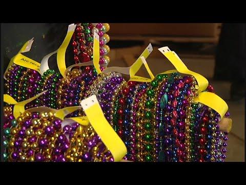 After Mardi Gras, Where Do All the Beads Go?