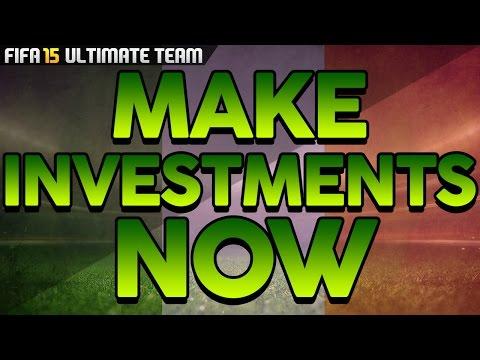 FIFA 15 | MAKE IRISH INVESTMENTS NOW