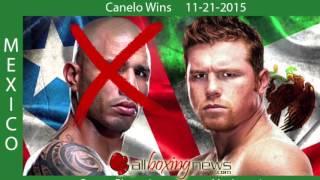 Canelo Beats Cotto - Calls out Gennady GGG Golovkin - Will De La Hoya Allow Fight? Video