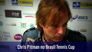 Tecladista do Guns N' Roses visita o Brasil Tennis Cup