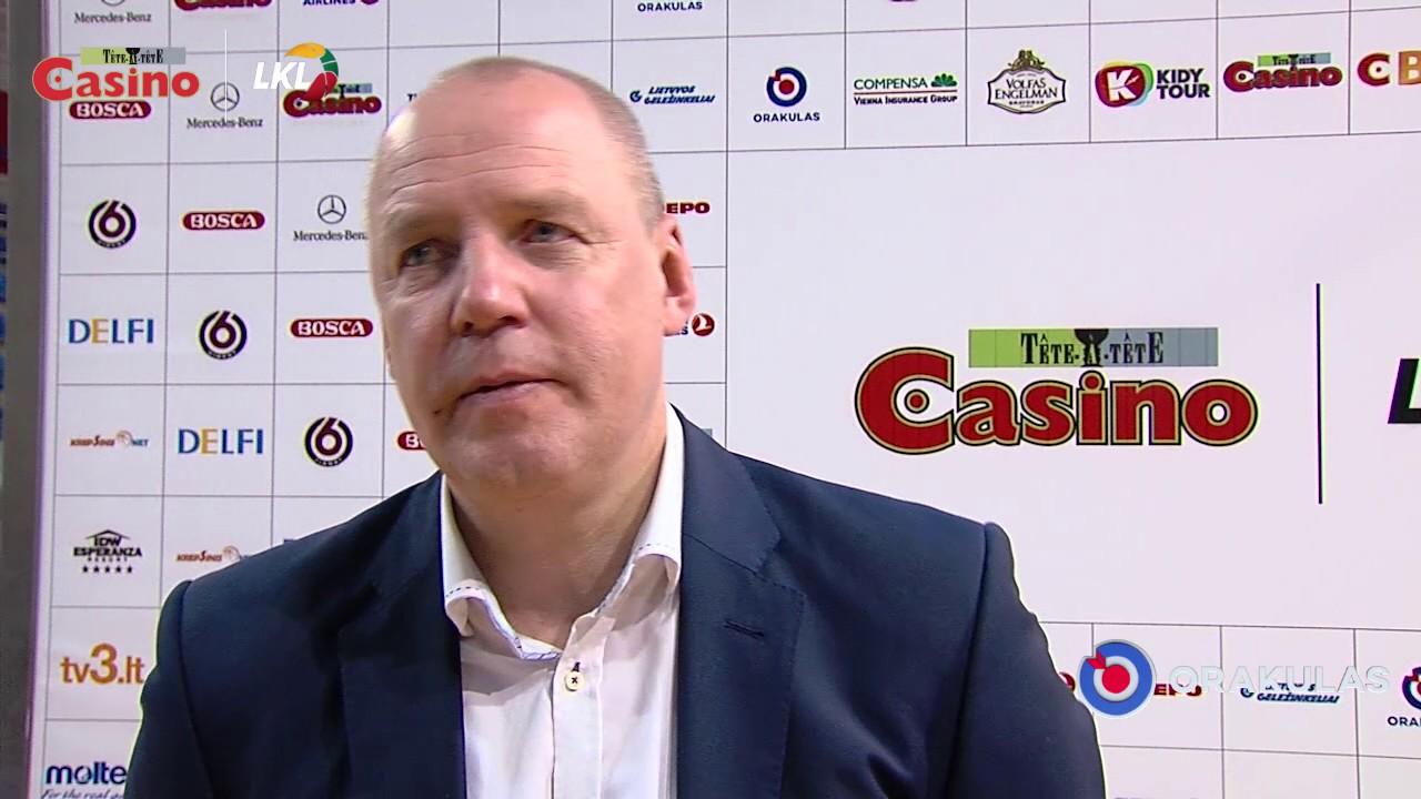 """R. Cvirka: """"Jei """"Vytautas"""" taip pataikys, jų galimybės savaitgalį labai geros"""""""