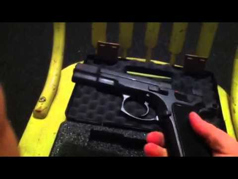 CZ 75B Omega 9mm review