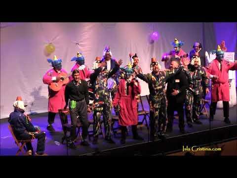 """Murga """"Los Héroes del Pueblo"""" Carnaval de Isla Cristina 2018"""