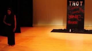 VIDEO ALERT!!! The Girl Who Speaks