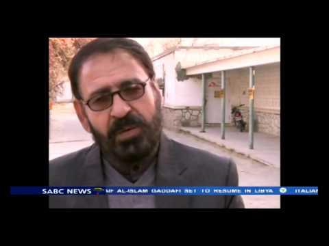 Severe malnutrition among children in Afghan hospitals