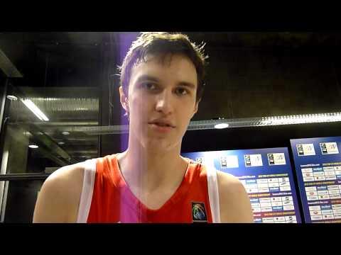 Marko Arapovic Interview at the U17 World Championship