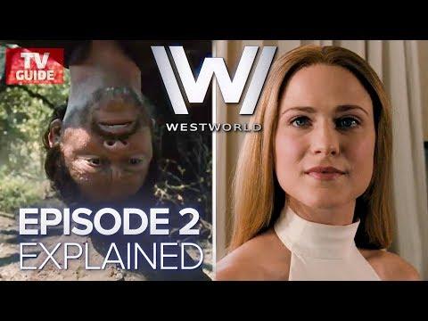 Everything to Know: Westworld Season 2, Episode 2 Explained + Recap