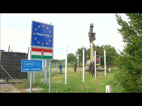 Νόμιμη η υποχρεωτική μετεγκατάσταση προσφύγων
