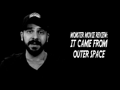 It Came From Outer Space - Monster Movie Review