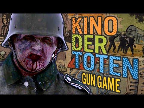 KINO DER TOTEN – GUN GAME ★ Call of Duty Zombies Mod (Zombie Games)