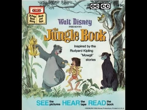 See, Hear And Read-Along - Walt Disney's Jungle Book - Open Captioned