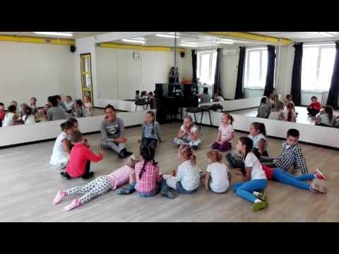 Первый открытый урок академии детского мюзикла (11.09.2016)