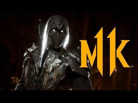 Trailer d'annonce Noob Saibot de Mortal Kombat 11