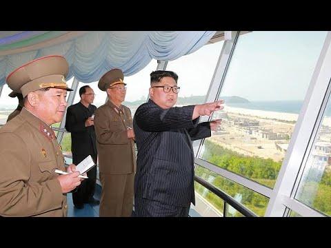 Nordkorea: Kim Jong Un verjüngt die Militärführung vor Trump-Treffen