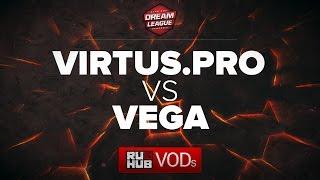Virtus.pro vs Vega Squadron, DreamLeague Season 6, game 1