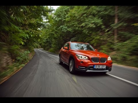 2012 New BMW X1 (facelift) Review