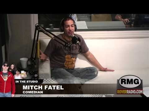 Comedian Mitch Fatel - Full Interview