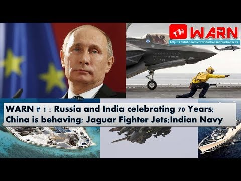 Russia and India : 70 years of...