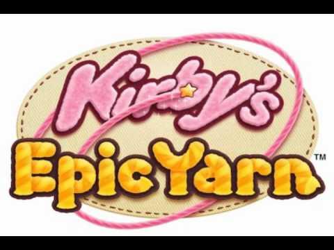 Kirby's Epic Yarn OST - Kirby's Pad