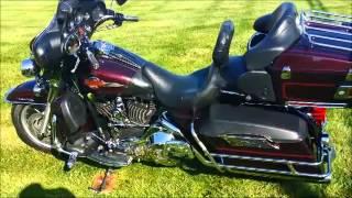 9. 2005 Harley-Davidson FLHTCUI Ultra Classic Electra Glide