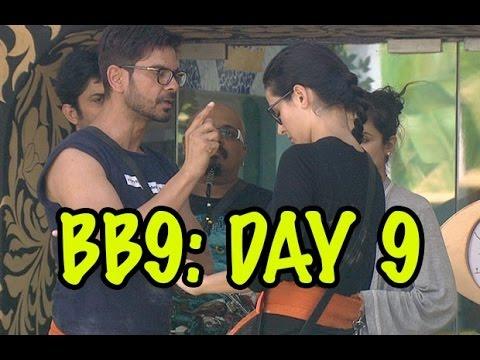 Bigg Boss 9: Mandana Karimi And Keith Sequeira Hav
