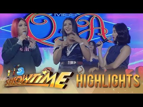 It's Showtime Miss Q & A: Vice shares what age she started dating
