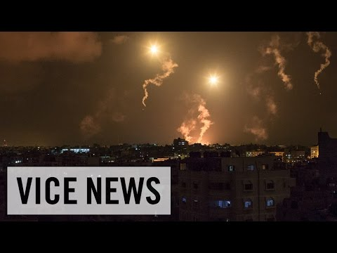 Raw Footage of Israeli Operation in Gaza%3A This Just In