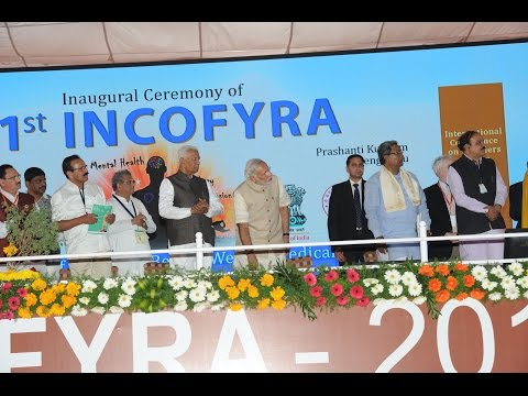 PM Modi at the 21st International Conference on Frontiers in Yoga Research & Its Applications