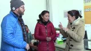Lhasa China  City new picture : Lhasa, China: Interview with Deaf Tibetans