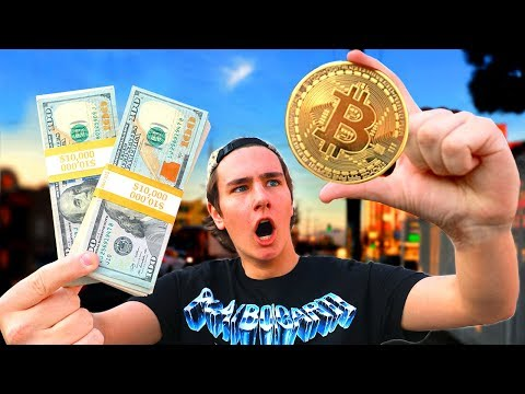 I Bought a Bitcoin on Craigslist for $17,300 (видео)