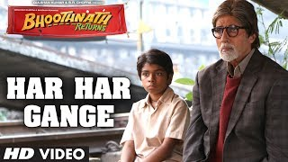 Nonton Bhoothnath Returns Har Har Gange Song   Amitabh Bachchan  Boman Irani  Parth Bhalerao Film Subtitle Indonesia Streaming Movie Download