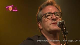 <b>Richard Shindell</b> At Shrewsbury Folk Festival 2016